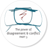 Thumbnail image for Focus on the benefits of having constructive conversations around disagreements and conflicts