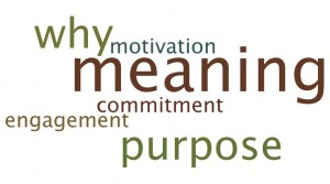 Meaning and Engagement Word Cloud